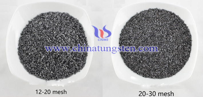 tungsten carbide grits picture