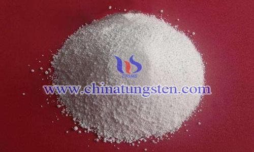Sodium tungstate image