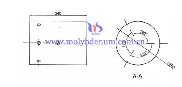 molybdenum heat shield image