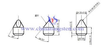 tungsten carbide parts picture