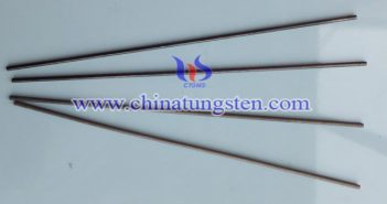 tungsten copper needles picture