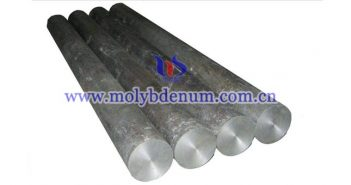 blank molybdenum rod image