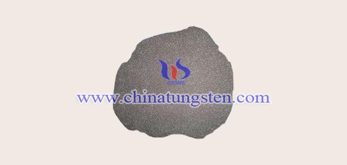 coarse tungsten powder picture