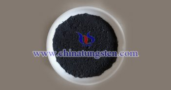 scandium doped tungsten powder picture