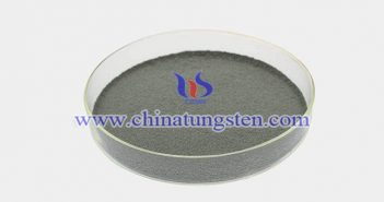 spherical tungsten carbide powder picture