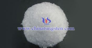 AMT producing ultrafine grain size violet tungsten oxide picture