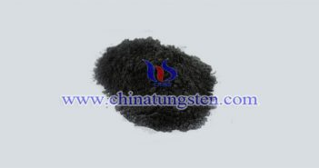 fine particle spherical tungsten powder picture