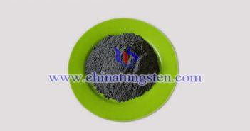 near spherical tungsten powder picture