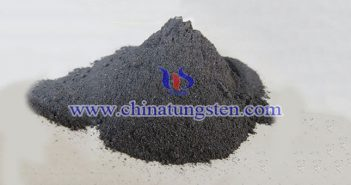 ready to press tungsten powder picture