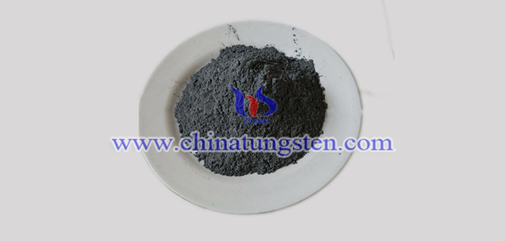 spherical high quality metal tungsten powder picture