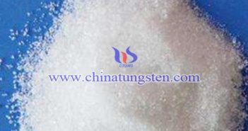 98% sodium tungstate dihydrate picture