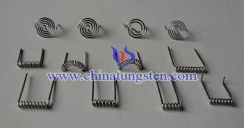 EB tungsten filament Chinatungsten picture