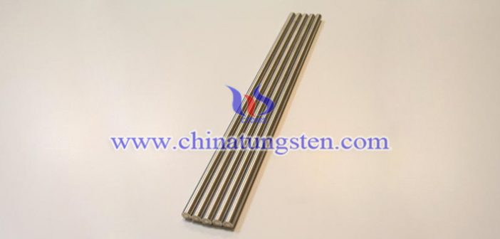 composite tungsten electrode Chinatungsten picture
