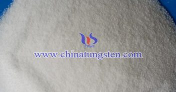 crystalline ammonium metatungstate Chinatungsten picture