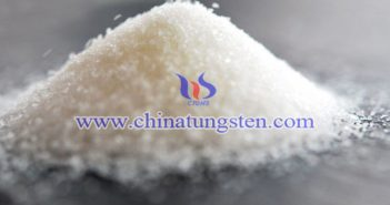 high purity sodium tungstate dihydrate picture