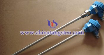 high temperature tungsten rhenium thermocouple picture
