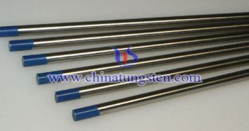 lanthanated tungsten electrode Chinatungsten picture