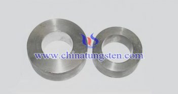 nuclear logging tungsten radiation shield picture