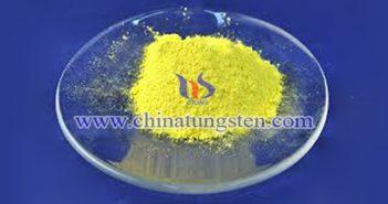orthorhombic tungsten trioxide nanoflake image