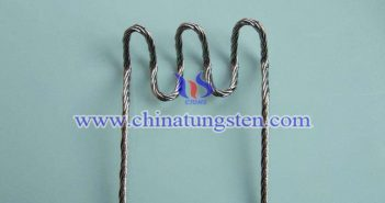 photoelectricity tungsten wire picture