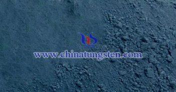 potassium cesium tungsten bronze image