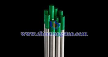 pure tungsten electrode Chinatungsten picture