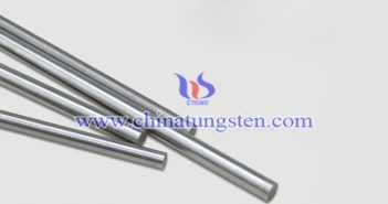silver tungsten electrode Chinatungsten picture