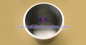 sintering tungsten crucible Chinatungsten picture