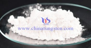 sodium doped ammonium paratungstate picture