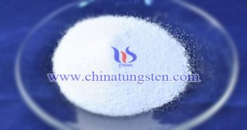 sodium tungstate dihydrate image