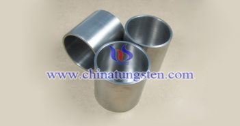 stamping tungsten crucible picture