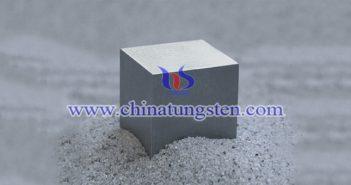 tungsten alloy brick picture