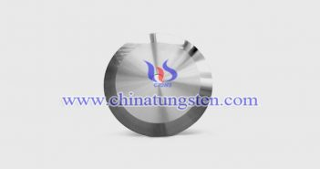 tungsten alloy disc picture