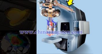 tungsten alloy multileaf shielding picture