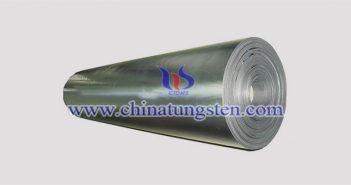 tungsten alloy shielding blanket picture