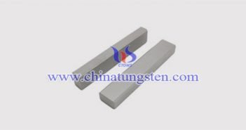 tungsten alloy strip picture