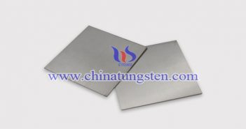 tungsten alloy ultra thin sheet picture