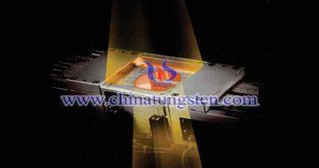 tungsten multiple layer multileaf collimator picture