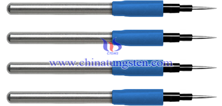 tungsten needle electrode picture