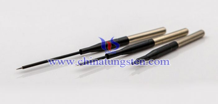 tungsten needle electrode Chinatungsten picture