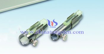 tungsten radiation protective tank picture