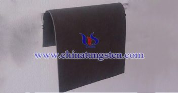 tungsten resin soft shielding material picture