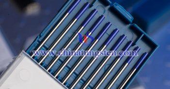 yttrium tungsten electrode picture