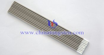 zirconiated tungsten electrode Chinatungsten picture