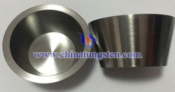 spinning tungsten crucible Chinatungsten picture