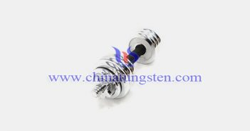 tungsten alloy hand weight picture