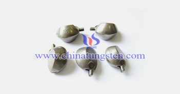 tungsten alloy sea fishing weight picture