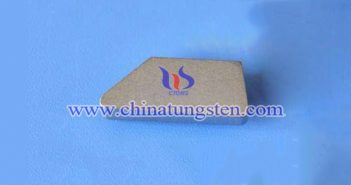 tungsten alloy ski balance weight picture
