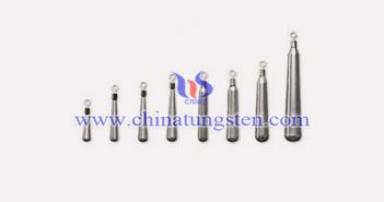tungsten alloy skinny dropshot weight picture