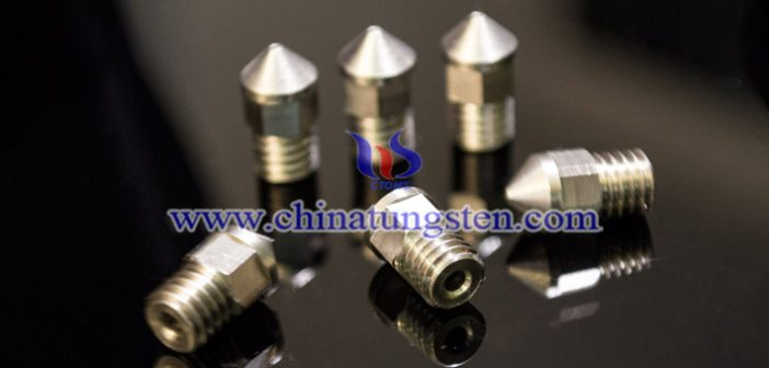 tungsten nozzle picture